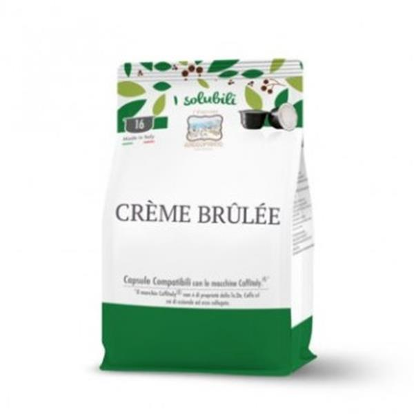 96 CAPSULE CREME BRULEE COMPATIBILI CAFFITALY