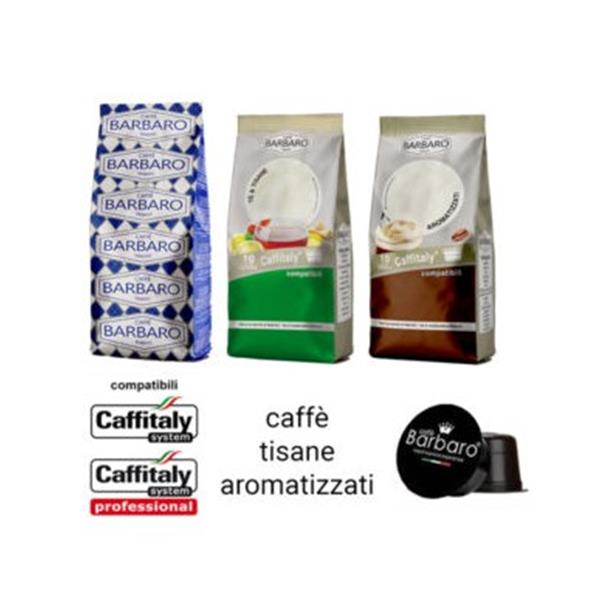 100 CAPSULE GINSENG COMPATIBILI CAFFITALY