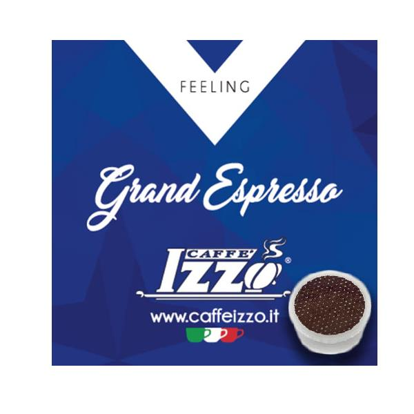 100 CAPSULE CAFFE' MISCELLA GRAND ESPRESSO COMPATIBILE LAVAZZA POINT