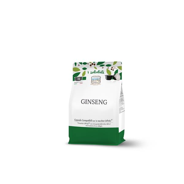 96 CAPSULE GINSENG COMPATIBILI CAFFITALY