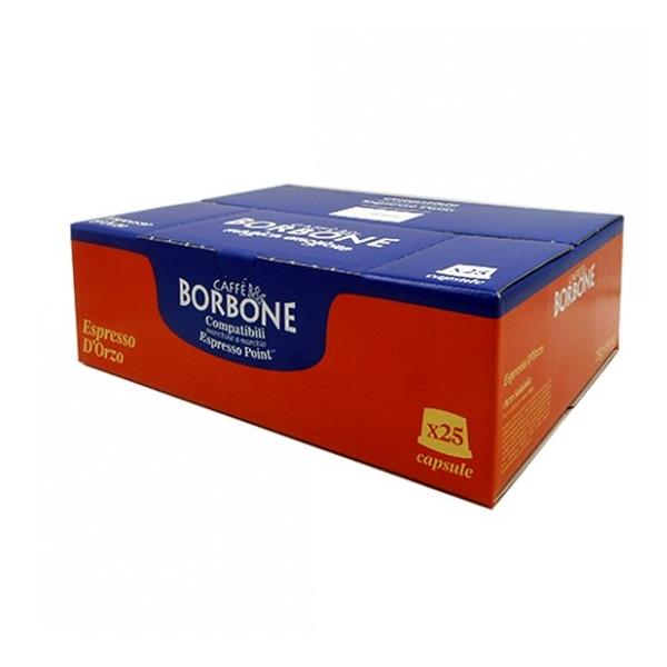 25 CAPSULE GINSENG BORBONE ESPRESSO POINT