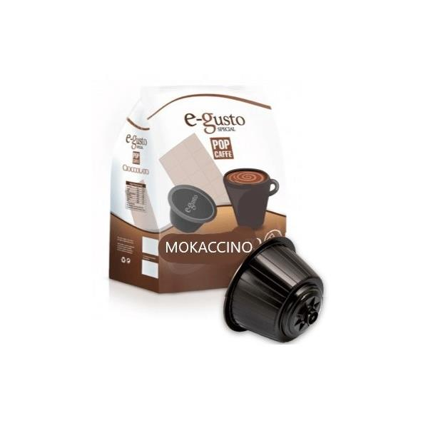 16 CAPSULE MOCACCINO DOLCE GUSTO POP CAFFE'
